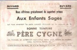 Buvard Père Cygne Bonne Teinture Père Cygne (Aux Enfants Sages) - Wash & Clean