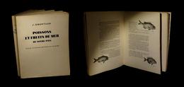 [ICTYOLOGIE PECHE GASTRONOMIE CUISINE] OBERTHUR (Jean) - Poissons Et Fruits De Mer De Notre Pays. Ex. Num. - Books, Magazines, Comics