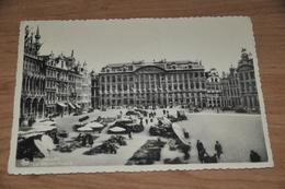 458-  Bruxelles, Brussel - La Grand'Place - 1936 - Places, Squares