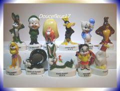 Ca Cartoon Bugs Bunny ...11 Fèves ... Ref AFF :  5-1998 .. ( Pan 0039) - Cartoons