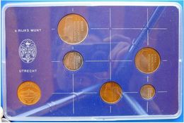 OLANDA DIVISIONALE 1982 FDC CONFEZIONE ORIGINALE PLASTICA TRASPARENTE - [ 6] Monnaies Commerciales