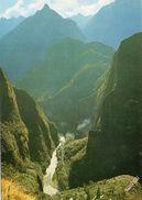 Pérou Machupicchu La Vallée Et La Rivière Vilcanota - Peru