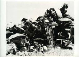 West Palm Beach Pile Of Junked Cars 1954 Par Berenice Abbott - Palm Beach
