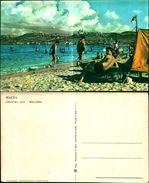 8097a)cartolina -   Ghadira Bay Mellieha - Malta