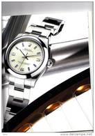 ROLEX,CATALOGO Orologi OYSTER PERPETUAL,115 Pagine Splendide Immagini,tutti I Modelli - Watches: Bracket