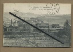 CPA  Rétrécit - Ussel - La Gare , Vue Générale - La Corrèze Pittoresque - Ussel