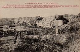 CPA 55 La Bataille De Verdun Le Fort De DOUAUMONT - Douaumont