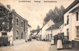 Vallée Du Geer - Roclenge - Dans Le Grand Brou (animée, Librairie Olyff, 1913) - Bassenge