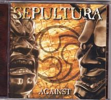 CD SEPULTURA Against Conflict  TTB Port 110 Gr Ou 30gr - Hard Rock & Metal