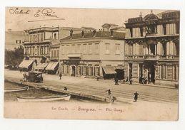 TURKEY - SMYRNE / IZMIR - THE QUAI - EDIT LIBRAIRIE ABAJOLI - 1900s ( 2147 ) - Turquie