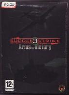 JEU PC Guerre NEUF Sous Blister  Sudden Strike ARMS FOR VICTORY Le Dernier Volet ( (poids Poste 220 Gr) - PC-Games