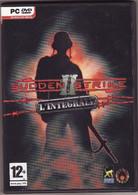 JEU PC SUDDEN STRIKE 2 L INTEGRALE  (150 Grammes) Conflict ( état TTB ) - PC-Games