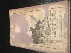 CARTE SCOLAIRE DE LA SUISSE - SCHULKARTE DER SCHWEIZ - Cartes Géographiques