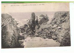 CPA-56-1904-BELLE-ILE-en-MER-LES PYRAMIDES DE PORT COTON- - Belle Ile En Mer