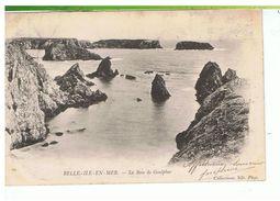 CPA-56-1903-BELLE-ILE-en-MER-LA BAIE DE GOULPHAR- - Belle Ile En Mer