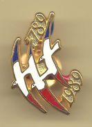 Pin's -- FRANCE --  1789 - 1989 - Badges