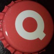 Q Quartiermeister Bier Kronkorken Berlin 2017 Red Beer Bottle Crown Cap, Chapa Cerveza Tappi Tapon Corona Capsule Biere - Beer
