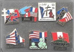 Débarquement/plages De Normandie-D-DAY-1944/1994 - Army