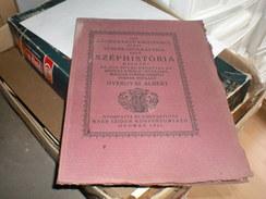 Judaica Kner Izidor Gyoma 1921 Egy Argirus Nevu Kiralyfirol Es Egy Tunder Szuzleanyrol Valo Szephistoria Gyergyai Albert - Books, Magazines, Comics