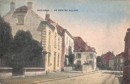 Roclenge - Un Coin Du Village (colorisée, Impr Librairie Olyff, 1907) - Bassenge