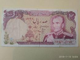100 Rial 1974-79 - Iran