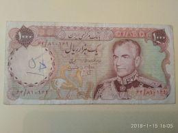 1000 Rial 1974 - Iran