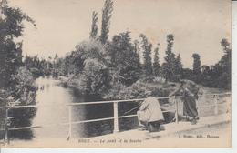 BRUZ - Le Pont Et La Seiche  PRIX FIXE - Autres Communes