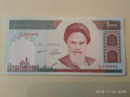 1000 Rial 2012 - Iran