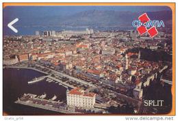 Croatia - Split - CN 4CROE, 88.110ex, 100u, 1992 - Croatia
