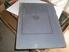 Judaica Kner Izidor Gyoma 1922 Hartmann Von Aue Printed In 60 Copies 19 Numbered Copy - Books, Magazines, Comics
