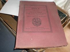 Judaica Kner Izidor Gyoma 1922 Egy Vadasznak Keserves Viola .....printed In 60 Copies 19 Numbered Copy - Books, Magazines, Comics