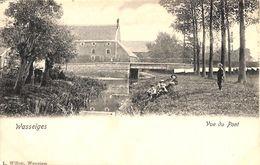 Wasseiges - Vue Du Pont (animée, L. Willem) - Wasseiges