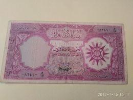 5 Dinars 1959 - Iraq