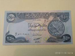 250 Dinars 2003 - Iraq