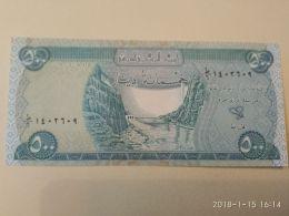 500 Dinars 2004 - Iraq