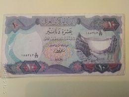10 Dinars 1973 - Iraq