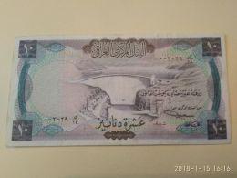 10 Dinars 1971 - Iraq
