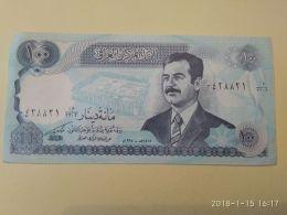 100 Dinars 1994 - Iraq