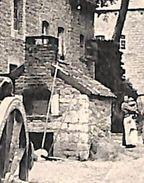 Remouchamps - La Route Du Brou à Sougnez (animée, Four à Pain, 1904) - Aywaille