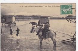 Pas-de-Calais - Boulogne-sur-Mer - Un Coin De La Plage - Boulogne Sur Mer