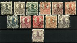 1889- Guinea Española Nº 85/95 Y 96 - Spanish Guinea