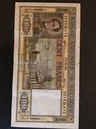 Belgie - Belgique 100 Francs 1946 - 100 Franchi