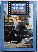 MILITARIA  DVD Collection Reportages De Guerre WW2 - #2 La Libération De Dantzig & Siège VF - Altri