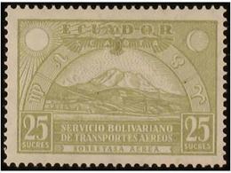 0836 ECUADOR - Ecuador