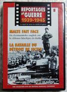 MILITARIA  DVD Collection Reportages De Guerre WW2 - #8 Malte Fait Face & Bataille Détroit De Sicile VF - Altri