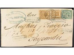 1090 URUGUAY - Uruguay