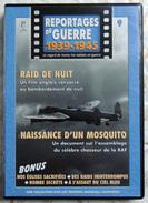 MILITARIA  DVD Collection Reportages De Guerre WW2 - #9 Raid De Nuit & Naissance D'un Mosquito VF - Altri