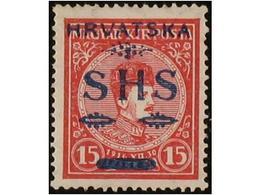 1100 YUGOSLAVIA - Yugoslavia