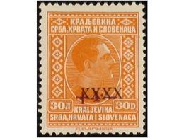 1101 YUGOSLAVIA - Yugoslavia