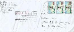 Nigeria 2010 Lafai Stamp Duty N50 Security Check Cover - Nigeria (1961-...)